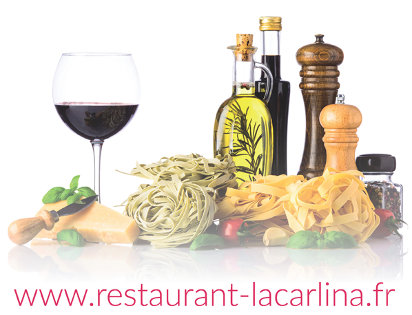 Restaurant Pizzeria La Carlina – A la carte